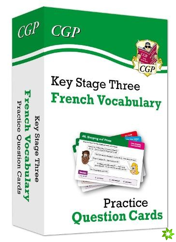 NEW KS3 FRENCH VOCABULARY PRACTICE QUEST