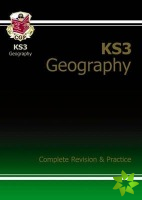New KS3 Geography Complete Revision & Practice (with Online Edition)