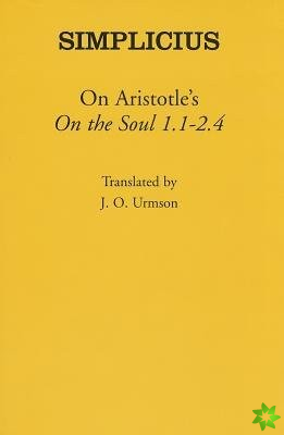 On Aristotle's