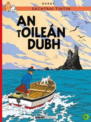 Tintin : An tOilean Dubh