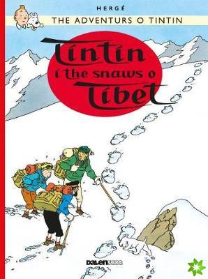 Tintin i the Snaws o Tibet