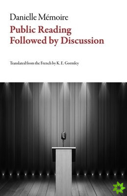 Public Reading Followed by Discussion