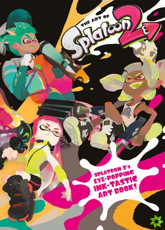 Art Of Splatoon 2
