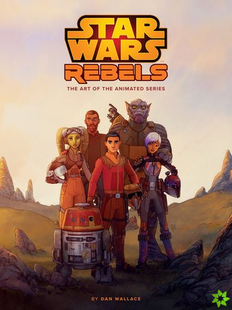 Art Of Star Wars Rebels