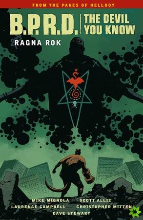 B.p.r.d.: The Devil You Know Volume 3 - Ragna Rok