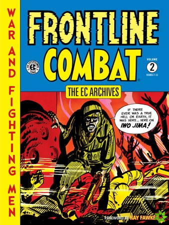 Ec Archives: Frontline Combat Volume 2