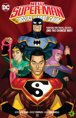 New Super-Man and the JLC Volume 1: