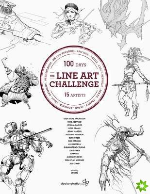 Line Art Challenge