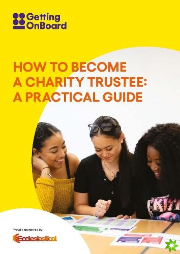 How to become a charity trustee