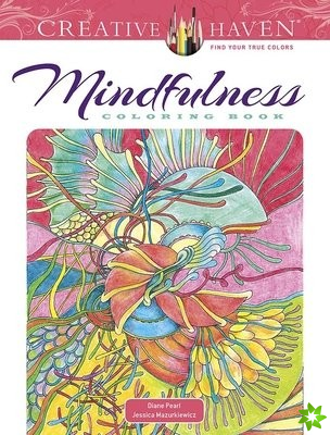 Creative Haven Mindfulness Coloring Book