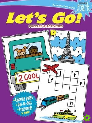 SPARK Let's Go! Puzzles & Activities