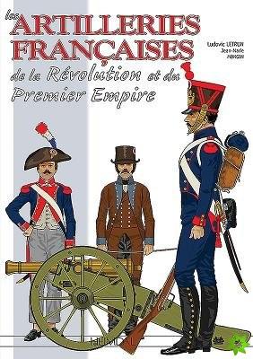 Les Artilleries Du Premier Empire