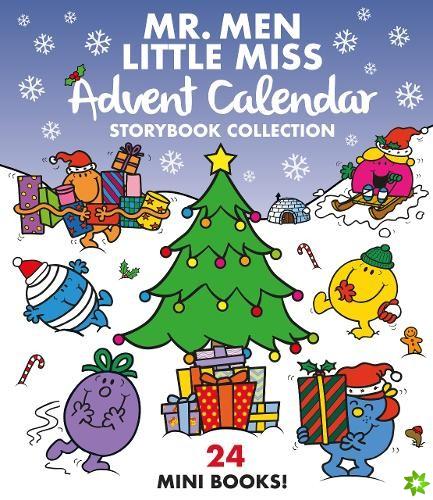 Mr. Men Little Miss Advent Calendar