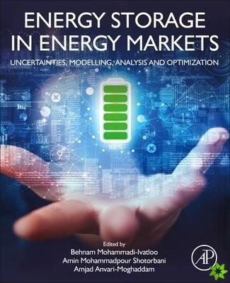 Energy Storage in Energy Markets