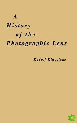 History of the Photographic Lens
