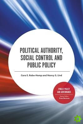 Political Authority, Social Control and Public Policy