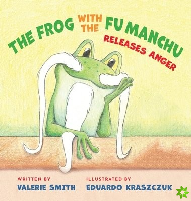 Frog with the Fu Manchu