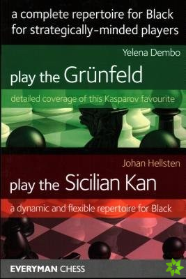 Complete Repertoire for Black for Strategically Minded Players