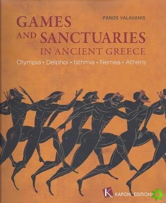 GAMES & SANCTUARIES IN ANCIENT GREECE RE