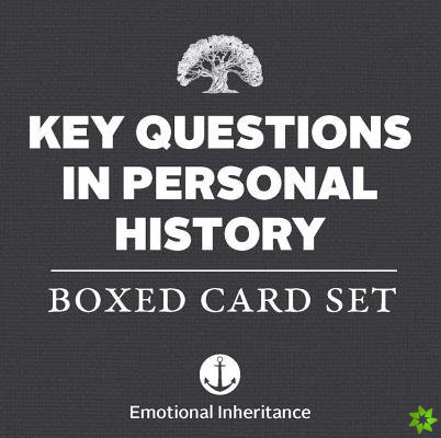 Key Questions in Personal History