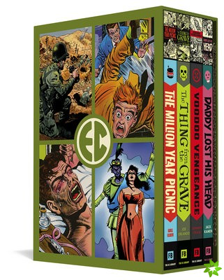 Ec Artists Library Slipcase Vol. 5
