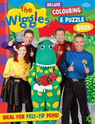 Wiggles: Deluxe Colouring & Puzzle Book