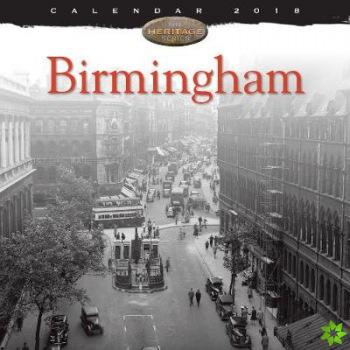 Birmingham Heritage Wall Calendar 2018 (Art Calendar)