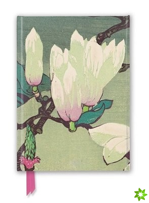 NGS: Mabel Royds: Magnolia (Foiled Journal)