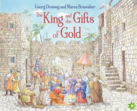 King and the Gifts of Gold