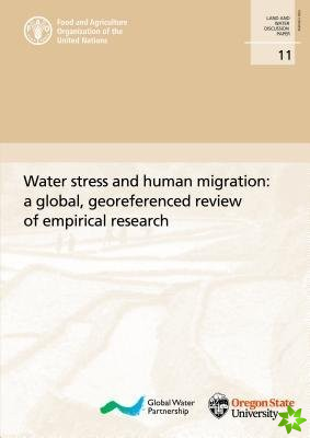 Water stress and human migration
