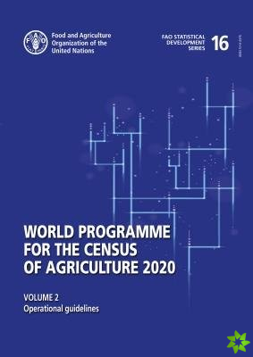 World programme for the census of agriculture 2020