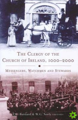 Clergy of the Church of Ireland, 1000-2000
