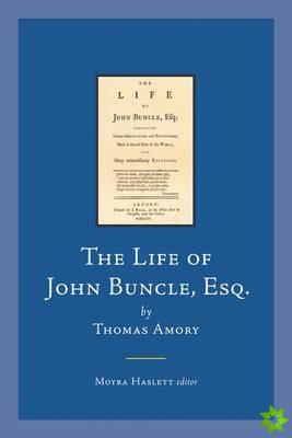 Life of John Buncle, Esq., by Thomas Amory