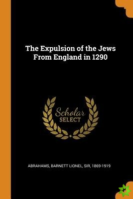Expulsion of the Jews from England in 1290