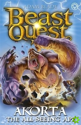 Beast Quest: Akorta the All-Seeing Ape