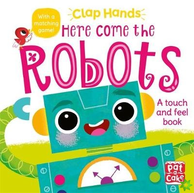 Clap Hands: Here Come the Robots