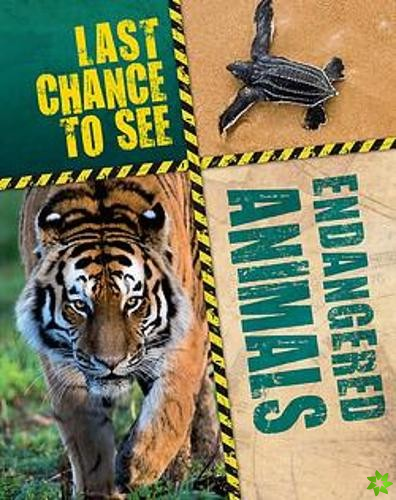 Last Chance to See: Endangered Animals