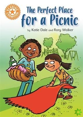 Reading Champion: The Perfect Place for a Picnic