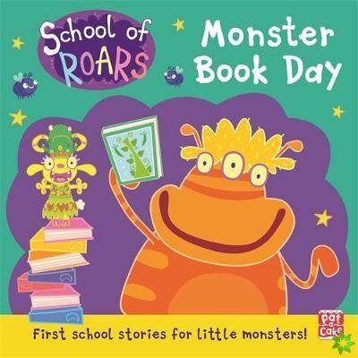 School of Roars: Monster Book Day