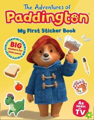 Adventures of Paddington: My First Sticker Book