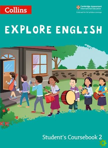 Explore English Student's Coursebook: Stage 2