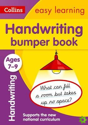 Handwriting Bumper Book Ages 7-9