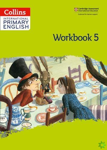 International Primary English Workbook: Stage 5