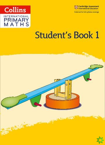 International Primary Maths Student's Book: Stage 1