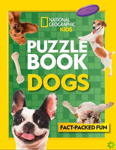 Puzzle Book Dogs