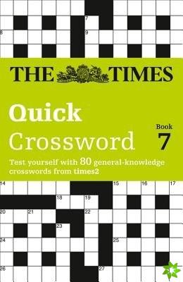 Times Quick Crossword Book 7