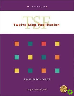 Twelve Step Facilitation Outpatient Facilitator Guide Pack of 3