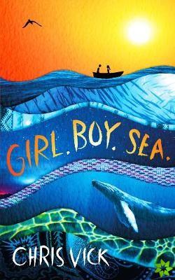 Girl, Boy, Sea