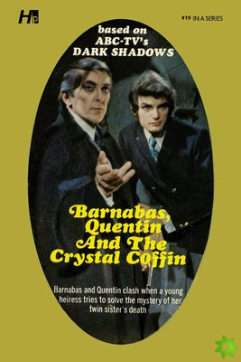 Dark Shadows the Complete Paperback Library Reprint Book 19