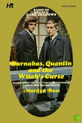 Dark Shadows the Complete Paperback Library Reprint Book 20
